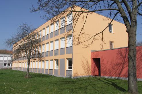 Collège Jean-Rostand à Metz